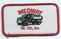 Great White Directional Services oil field jacket size patch 3 X 8