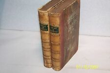 The History of Pendennis, Two octavo Vols by William Makepeace Thackeray,1849