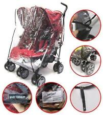 Heavy Duty Twin Rain Cover For - Maclaren,Obaby,Chicco,My Babiie, Cosatto, Mamas