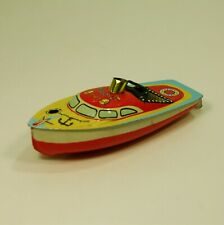 Victoria Steam Powered Metal Boat 1996 Science Project by Schylling