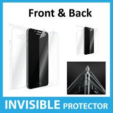 Samsung Galaxy A5 (2016) Protector Pantalla INVISIBLE Completo FRONTAL Y TRASERO