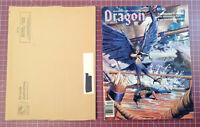 Dragon Magazine # 90 (Asgard) - ORIGINAL MAILING COVER - Dungeons & Dragons D&D