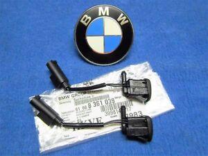 BMW e39 5er Kit Bec Chauffable Capot 2x Buse Essuie-Glace