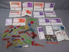 New listing Transformers Energon Accessory & Parts + Instructions Lot Autobot & Decepticons