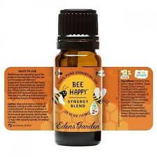 Essential Oil Eden's Garden Bee Happy 3ml with dropper