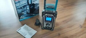 MAKITA BMR102 LXT 18v Job site radio, Little used, Excellent condition