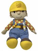 CBeebies Bob The Builder Soft Toy Plush Kids Children's TV Show Large (20 inch)