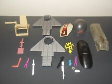 gi joe and other parts lot