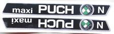 Tankabzug Tank Aufkleber Puch Maxi N mit Puch Emblem Mofa+Moped