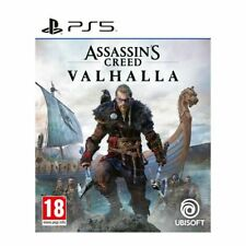 Assassin's Creed: Valhalla  Playstation 5 PS5 PreOrder 12/11/2020 NEW SEALED
