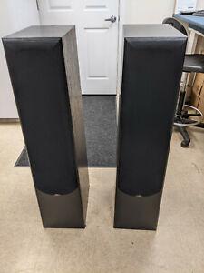 Sound Dynamics RTS-P100 Floor Standing Speakers (Black)