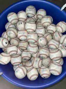 MLB baseballs. Game Used Rawlings Offical Minor  League Baseballs lot of 30