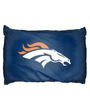 DENVER BRONCOS 2-PC. PILLOWCASE SET NFL FOOTBALL TEAM BEDROOM BED HOME DECOR