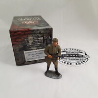 """Figarti Miniatures """"Chicage Toy Soldier Show Gift"""" 60mm Soviet Metal Toy Soldier"""
