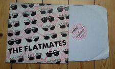 """The Flatmates Eponymous 4 track 12"""" C86"""