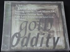 Various - Goth Oddity A Tribute to David Bowie NEW CD ALIEN SEX FIEND MISSION UK