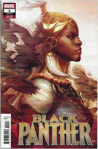 Black Panther #1 - Stanley Artgerm Variant Marvel - NM (AB)