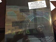 ULTIMIX 132 LP A FLOCK OF SEAGULLS LUMIDEE MON A Q  NEW