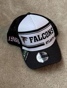Atlanta Falcons New Era NFL Sideline Home Official 39THIRTY 1970s Flex Hat L/XL