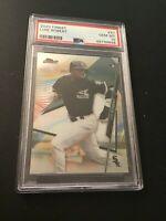 2020 Finest #97 Luis Robert RC PSA 10 Gem Mint Chicago White Sox