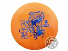 New Discraft Big Z Thrasher 170-172g Orange Blue Foil Distance Driver Golf Disc