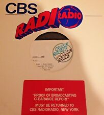 RADIO SHOW: COUSIN BRUCIE 4/1/88 JOHNNY RIVERS IN CONCERT; BOB DYLAN, BEATLES
