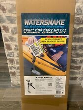 Watersnake T24-ASP Trolling Motor with Kayak Bracket Brand New