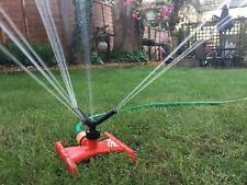 3 Arm Rotating Spinning Garden Plant Sprinkler Grass Water Lawn Watering