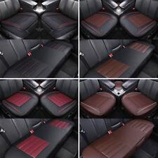 Universal 3D Auto Sitzauflage Sitzbezüge Sitzkissen Sitzmatte PU Leder Matte