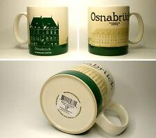 ▓#▓ Starbucks City Mug Icon OSNABRUECK * Germany Tasse 16oz NEW with SKU  ▓#▓