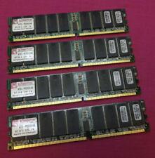 Memoria RAM DDR SDRAM di fattore di forma DIMM 184-pin per prodotti informatici da 4GB