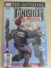 PUNISHER WAR JOURNAL THE INITIATIVE #8 (2007) 1ST PRINTING MARVEL COMICS