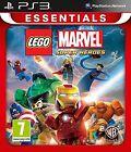 LEGO MARVEL SUPERHEROES SUPER HEROES PS3 CASTELLANO NUEVO PRECINTADO PS3