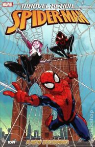Marvel Action Spider-Man TPB #1-REP VF 2019 Stock Image
