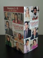 Office: The Complete Series DVD Season 1,2,3,4,5,6,7,8,9 NEW FREE SHIPPING !