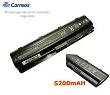 Batería para 593554-001 HP G62 G72 Pavilion G6 DV5-2135DX DV5-2000 DM4-1165DX