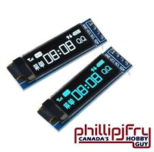 "OLED LCD Display 0.91"" 128x32 IIC I2C Serial DIY Module for Arduino SSD1306."
