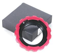 DSLR PL Lens to Canon EF Lens Mount Adapter Mount for Camera BMCC BMPC 5D2 5D3