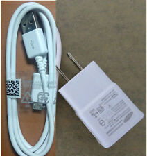 Original US Wall Charger+USB Data Cable For SamSung Galaxy Note 2 II N7100 S3 S4