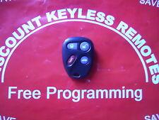 2001-2004 CHEVY CORVETTE Z06,MALIBU KEYLESS  25695955 REMOTE  #2 FACTORY REMOTE