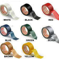 9M x 48mm Gaffer Gaffa Waterproof Duct Cloth Tape Color Choice