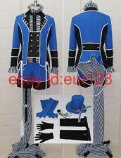 Black Butler Kuroshitsuji Ciel Deluxe Cosplay Costume