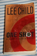 Jack Reacher 9: One Shot by Lee Child (2006, Paperback) - Thriller