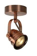 Lucide CIGAL - Ceiling Spotlight - LED - GU10 - Copper