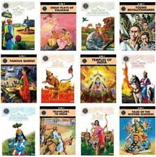 Amar Chitra Katha Comic Assorted Set of 6 (3 in1) Booklets Kids Story book