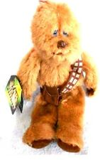 HASBRO STAR WARS BUDDIES - Chewbacca 10 inch Plush from 1997 KENNER-BRAND NEW