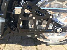 Satteltaschenhalter Schwingentaschen Harley Davidson Softail - Form S