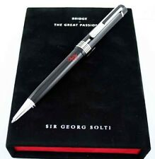 MONTBLANC LIMITED EDITION SIR GEORG SOLTI  BALLPOINT PEN NEW   IN  BOX