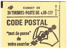FRANCE CARNET TIMBRE NEUF N° 1815 C2 SANS PHOSPHORE COTE 20 TIMBRES A 35 EUROS