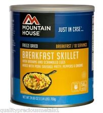 3 - # 10 Cans -  Breakfast Skillet - Mountain House Freeze Dried Emergency Food